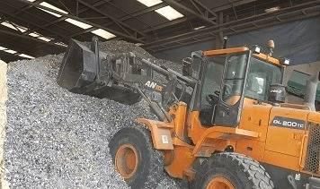 Preparación de CDR - Combustible preparado a partir de residuos no peligrosos
