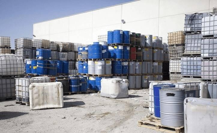 Reciclado de Envases Plásticos y Metálicos Peligrosos