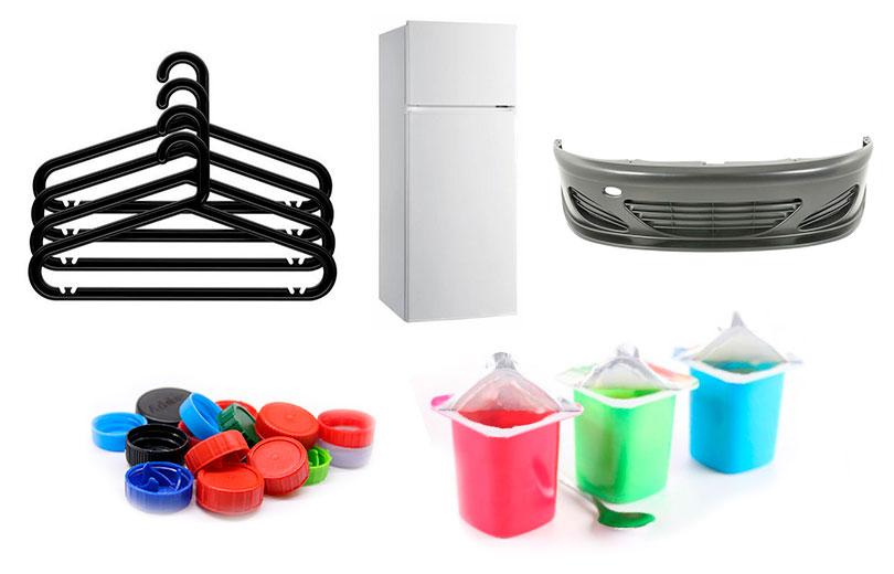 Reciclado de plástico y fabricación de granza