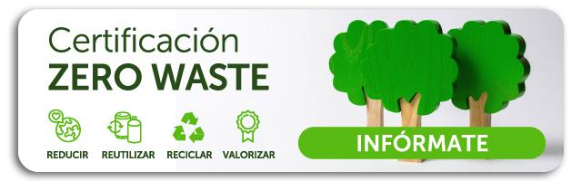 Certificado Zero Waste