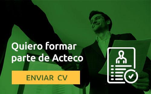 Quiero formar parte de Acteco