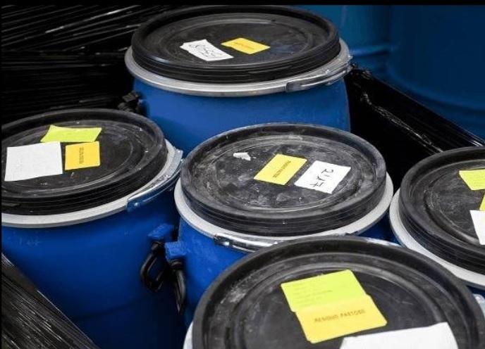 Gestion de residuos peligrosos en A Coruña