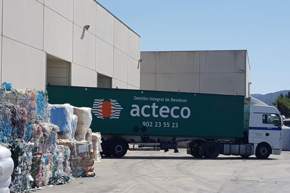 Acteco Ibi - gestión de residuos peligrosos