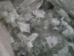 Destrucción de plasticos - higiene -quimico