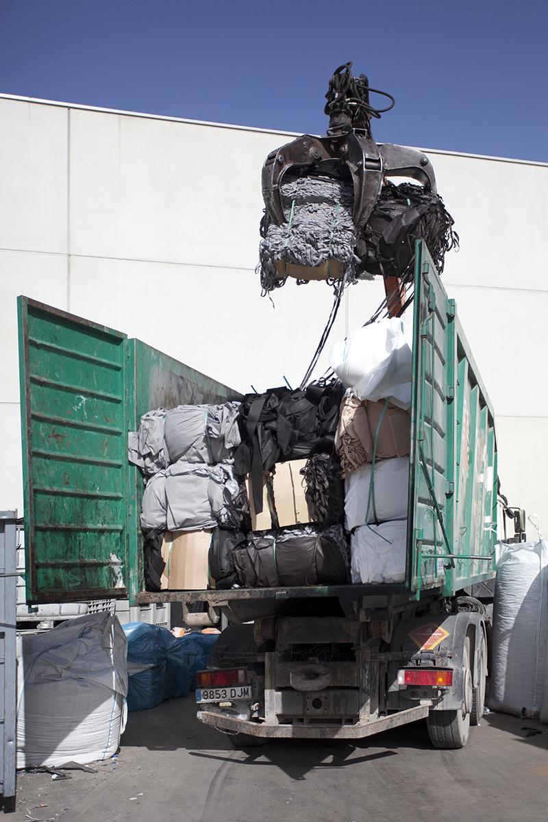 Gestión de residuos peligrosos en Barcelona