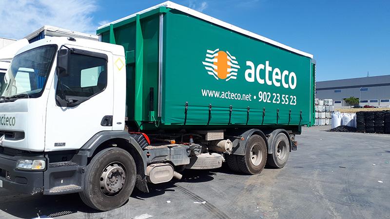 Gestión de residuos peligrosos en Madrid
