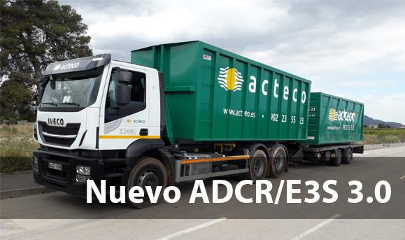 ADCR/E3S